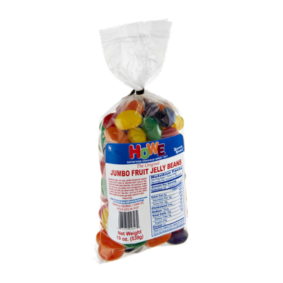 Howe Jumbo Fruit Jelly Beans