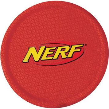 Little Gifts, Inc. Nerf Dog Nylon Flying Disc Dog Toy Red