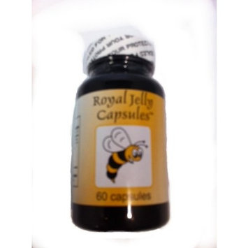 Royal Jelly by Dixie Health 60 Capsules