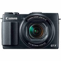 Canon PowerShot G1X Mark II 12.8MP Digital Camera with 5X Optical