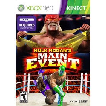 Majesco Kinect Hulk Hogan's Main Event