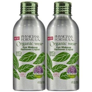 Physicians Formula Organic Wear 100% Natural Origin Makeup Remover Liquid
