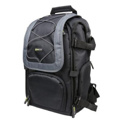 Evecase Large DSLR Camera Backpack for Nikon D7100, D7000, D5200, D5100, D5000, D3200, D3100, D3000, D800, D700 & more