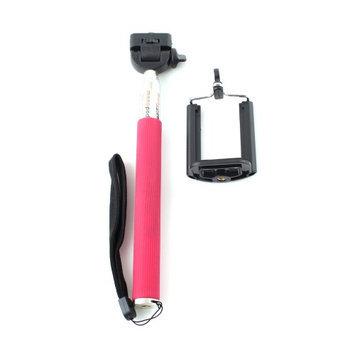 Ids Universal Extendable Handheld Self Monopod Holder Bracket for iPhone Mobile