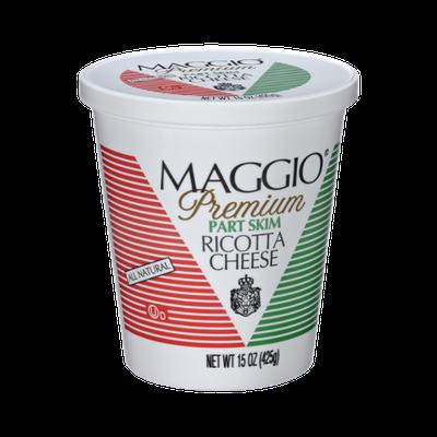 Maggio Premium Part Skim Ricotta Cheese