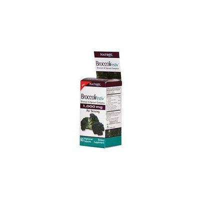 Natrol Broccolifestiv Capsules, 60-Count