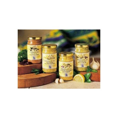 Restaurant LuLu Gourmet Products Mustard with Olive Tapenade