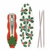 Tweezerman Holiday Mini Nail Rescue Kit