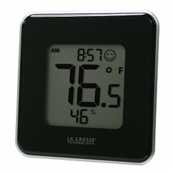 La Crosse Technology Digital Thermometer & Hygrometer Station