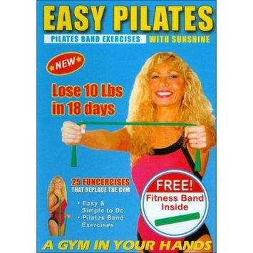 Funcercise Pilates Band Exercises + Pilates Band [DVD-Video]