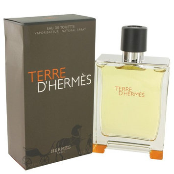 Terre D'Hermes by Hermes Eau De Toilette Spray 6.7 oz