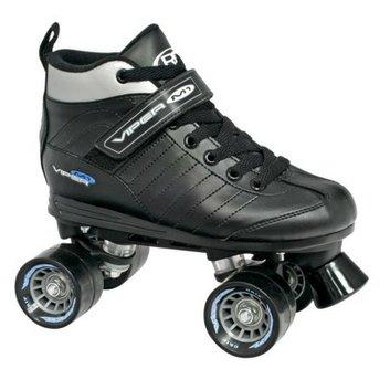 Roller Derby Men's  Viper Speed Quad Skate - Black (7)