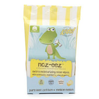 Natural Essentials Kids Noz-eez Extra Moisturizing Nose Wipes