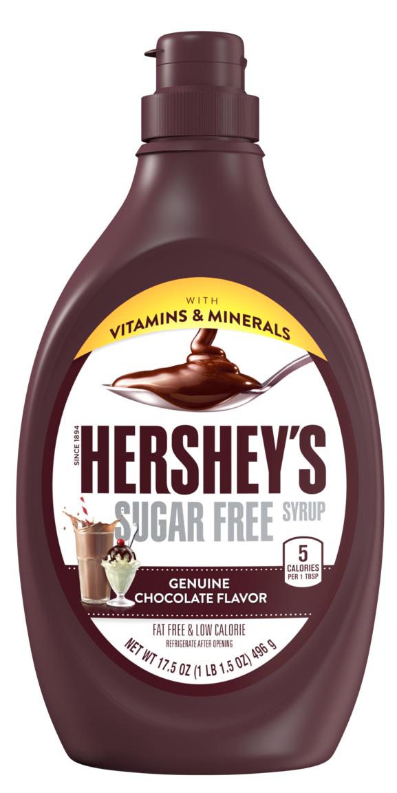 Hershey's Sugar Free Chocolate Syrup