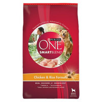 One Dog Purina One Chicken & Rice Formula Dry Dog - 31.1 lb