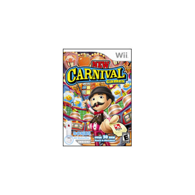 2K Play New Carnival Games with Wii Motion Plus