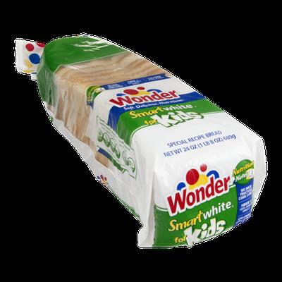 Wonder Smart White Bread for Kids