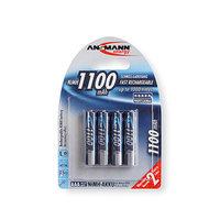 Ansmann 5035232 Ansmann 1100 mAH AAA Rechargeable Batteries