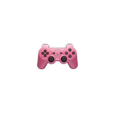 Sony PlayStation 3 DualShock 3 Wireless Controller Pink
