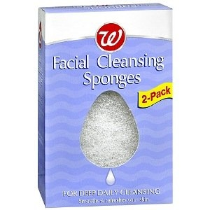 Walgreens Facial Cleansing Sponges