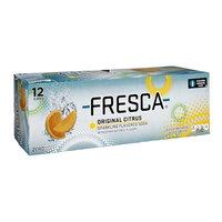 Fresca Original Citrus Sparkling Flavored Soda - 12 PK