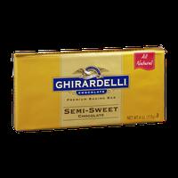 Ghirardelli Chocolate Premium Semi-Sweet Chocolate Baking Bars