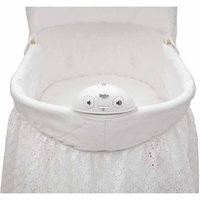 Delta Children Sweet Beginnings Bassinet, Turtle Dove