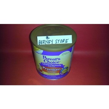 Parents Choice Infant Formula with Iron Premium