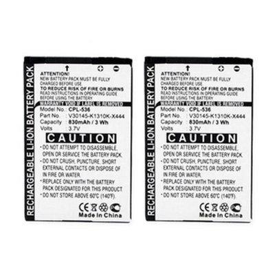 Battery for Siemens V30145-K1310K-X444 (2-Pack) V30145-K1310K-X444 Batteries 2-Pack for Siemens Phones