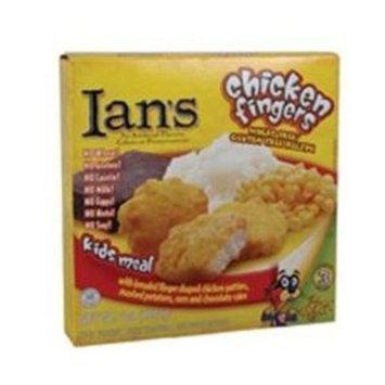 Ian's Wheat Free Gluten Free Chicken Finger Kids Meal, Size: 8 Oz (Pack of 8)