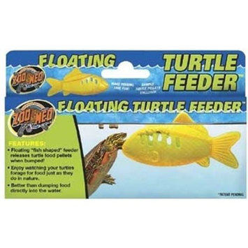 Zoo Med Laboratories SZMTA41 Zoo Floating Turtle Feeder