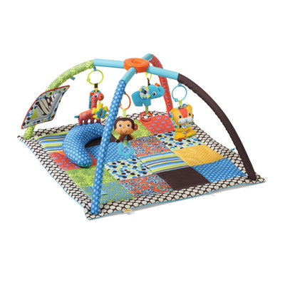 Infantino - Vintage Twist & Fold Activity Gym