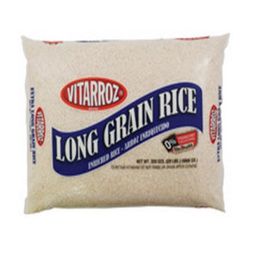 Vitarroz Long Grain Rice 50 Lb