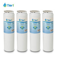 Tier1 Maytag UKF8001 EDR4RXD1 4396395 46-9006 Filter 4 Comparable Refrigerator Water Filter 4 Pack