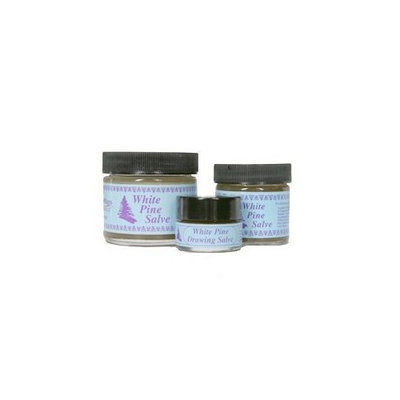 Wise Ways Herbals White Pine Salve 2 oz.