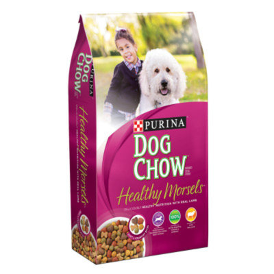 PurinaA Dog ChowA Healthy Morsels Dog Food