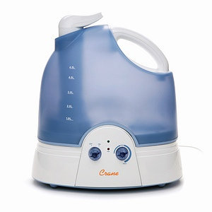 Crane Cool Mist 2.1 Gallon Humidifier
