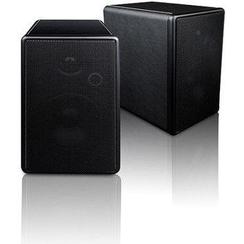 Barska HD Channel Blue Aura Wireless Speakers with Transmitter