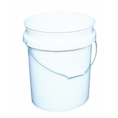 Conitco Encore Plastics 50640 Industrial Plastic 70-Mil with Handle, 5-Gallon, Pail White [5-Gallon] [{