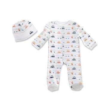 Baby Aspen Boys On The Move! Pajama Gift Set
