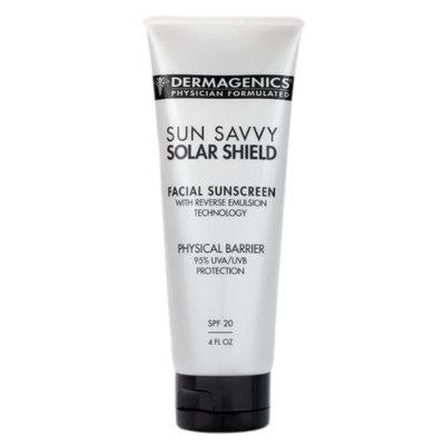 Dermagenics Sun Savvy Solar Shield Facial Sunscreen