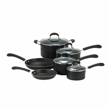 T-Fal Professional Cookware 10Pc Set