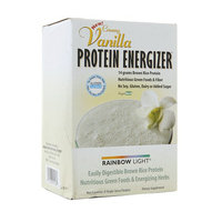 Rainbow Light Protein Energizer Packets Vanilla