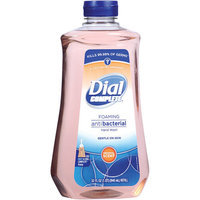 Dial® Complete Antibacterial Foaming Hand Wash