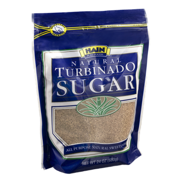 Hain Pure Foods Natural Turbinado Sugar
