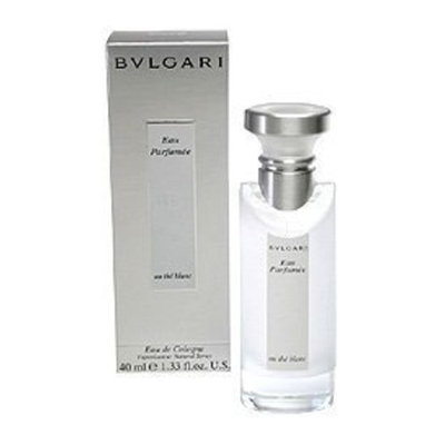 Bvlgari White By Bvlgari For Men and Women. Eau De Cologne Spray 1.3 Ounces