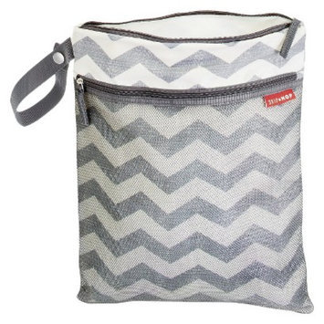 Grab and Go Wet/Dry Bag - Chevron by Skip Hop