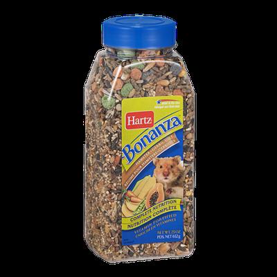 Hartz Bonanza Hamster-Gerbil Diet