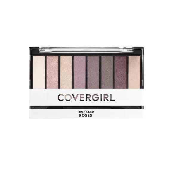 Slide: COVERGIRL TruNaked Eyeshadow Palettes