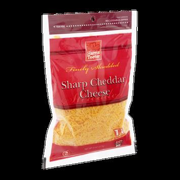 Harris Teeter  Sharp Shredded Cheddar Cheese